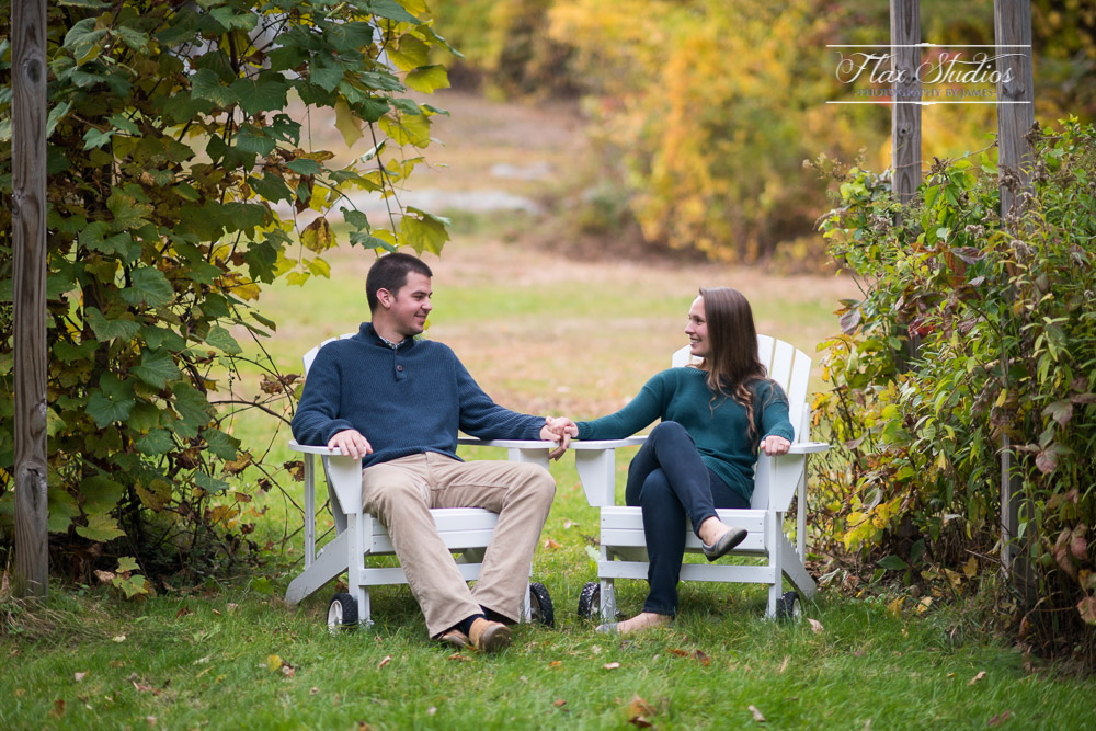 Matt and Laura Freeport Maine Engagement Photographers-1.JPG