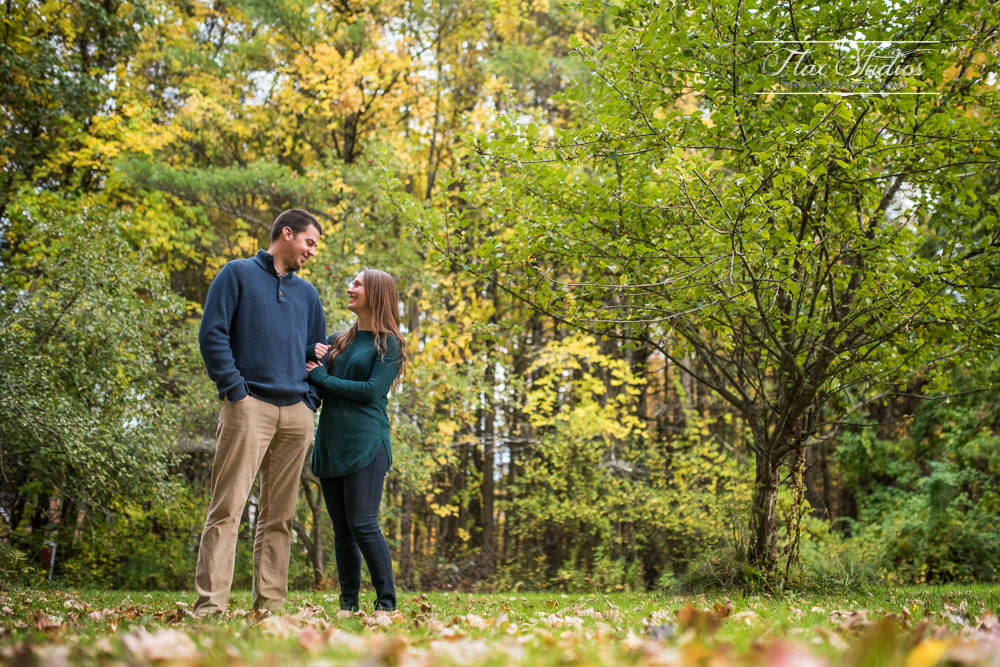 Freeport ME Engagement Photographer
