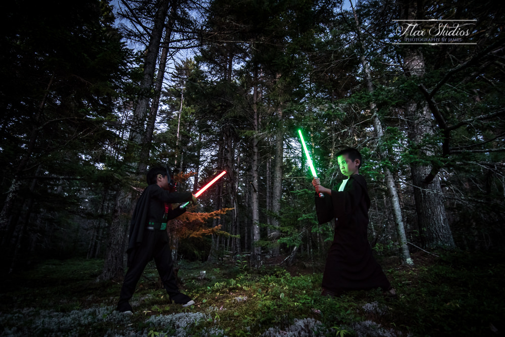 Lightsaber Duel Photos Flax Studios