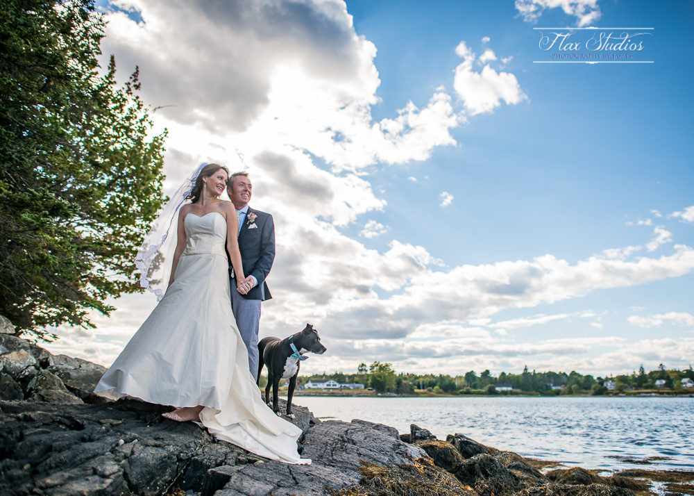 Blueberry Cove Wedding Photos