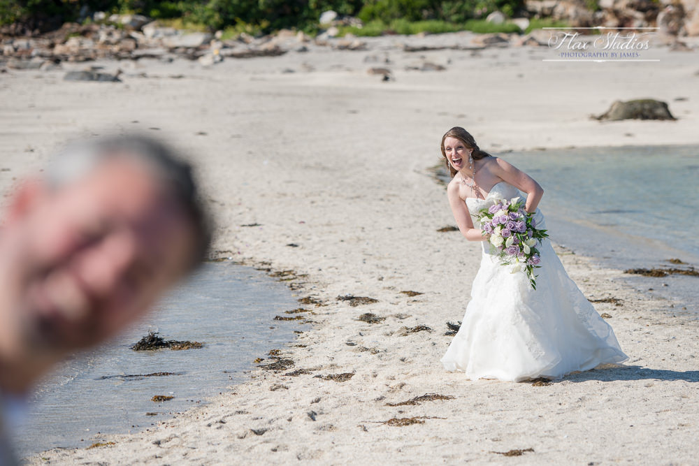 Wedding Photobomb