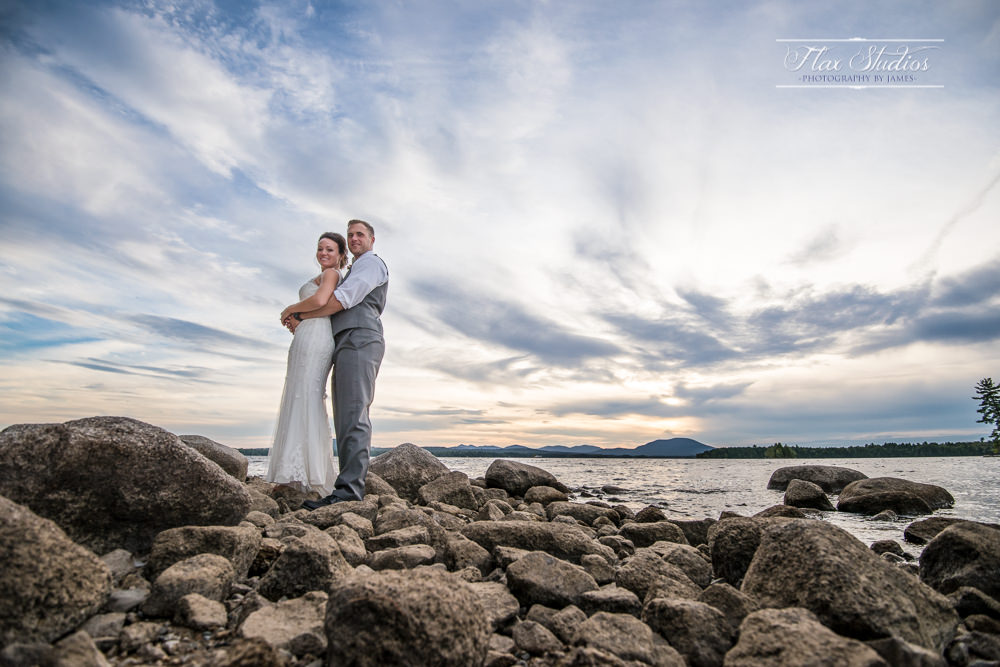 Scenic Wedding Photos