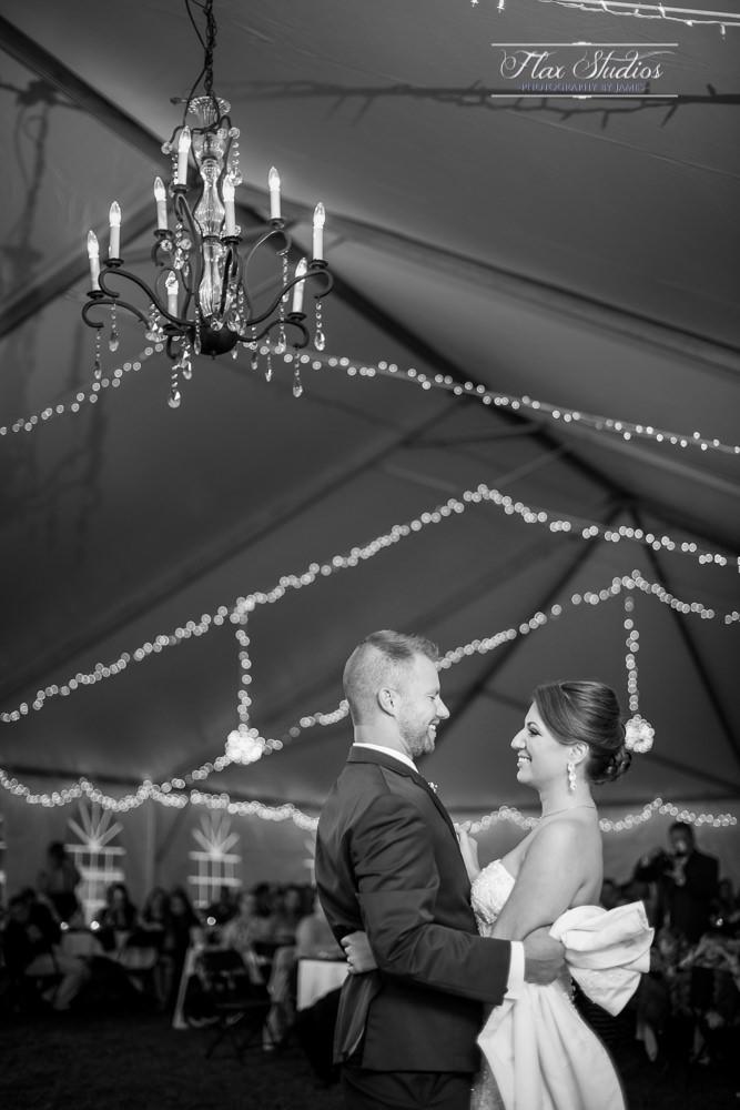 Tent lighting ideas for wedding