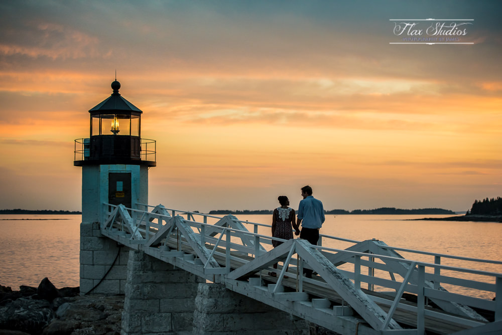 Marshall Point Lighthouse Port Clyde ME
