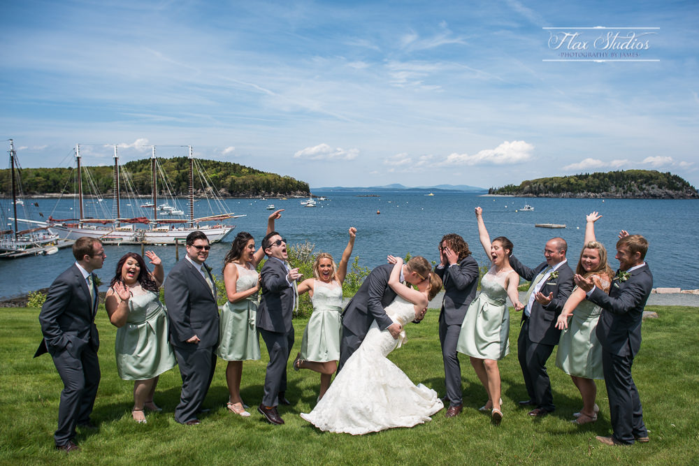 Bar Harbor Inn Weddings