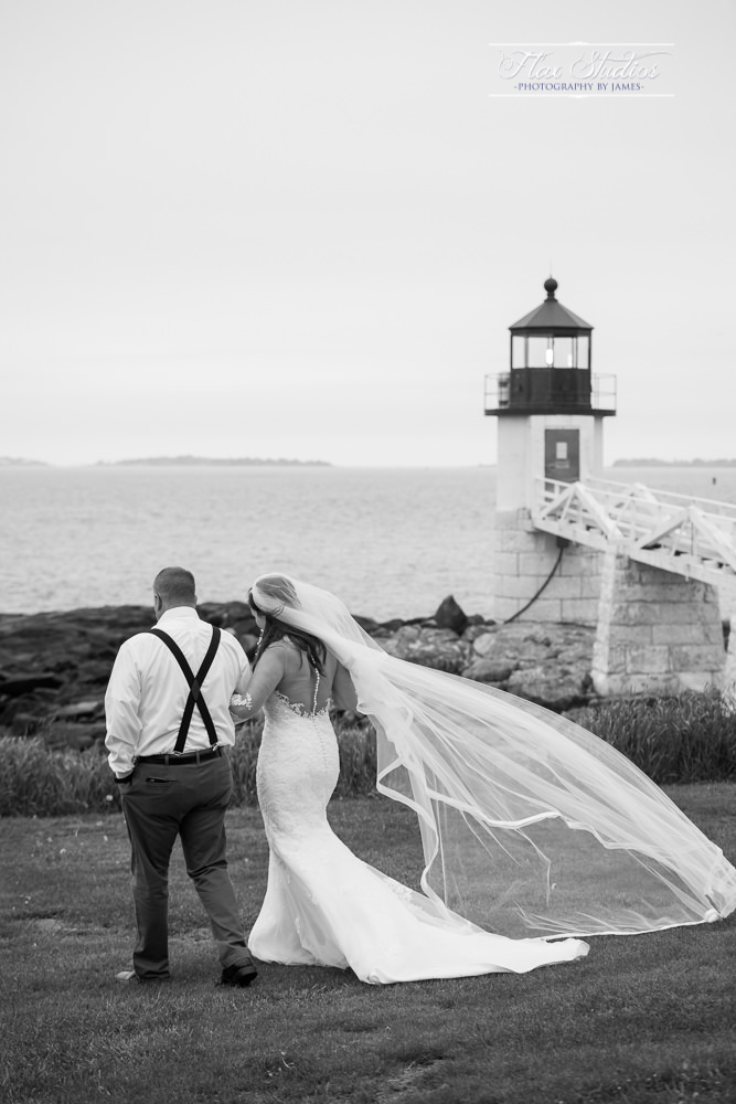Maine Lighthouse Ceremonies Flax Studios