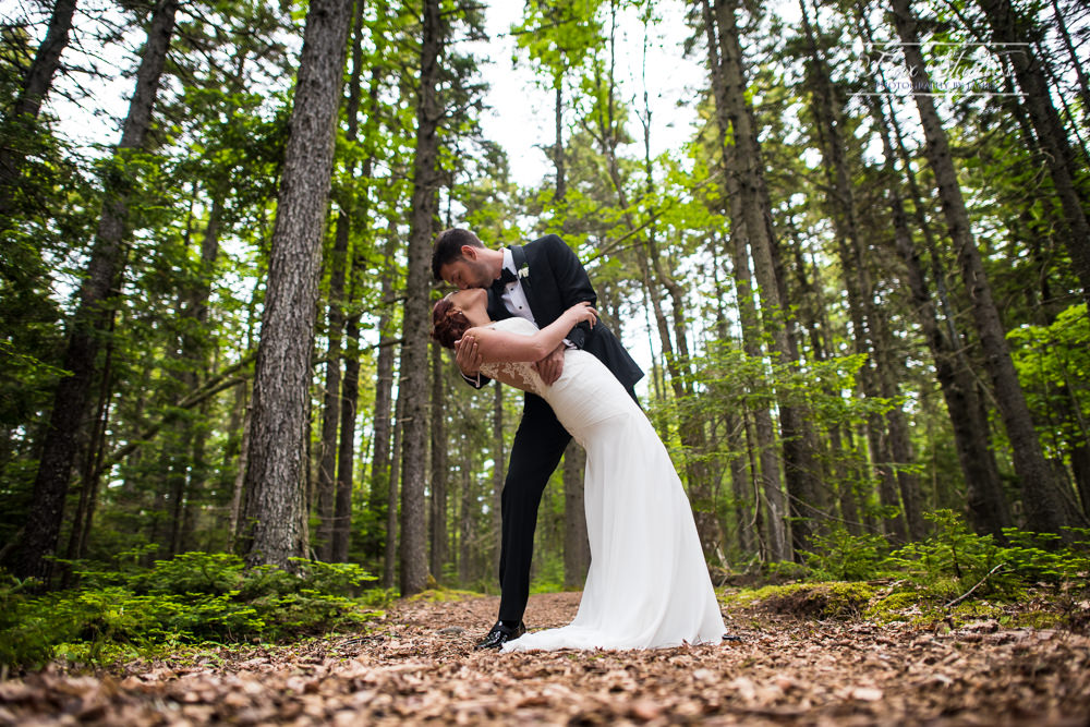romantic forest wedding flax studios