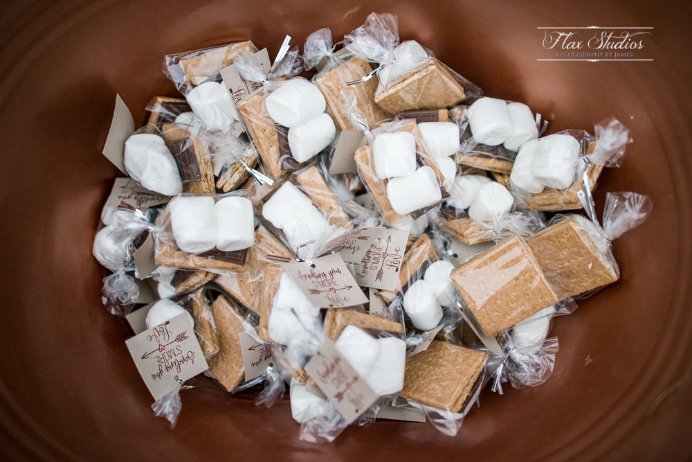 Wedding smore Ideas