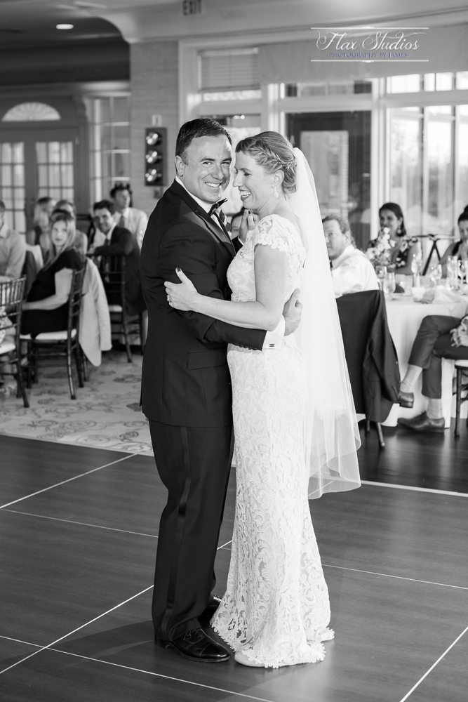 Point Lookout Wedding First Dance