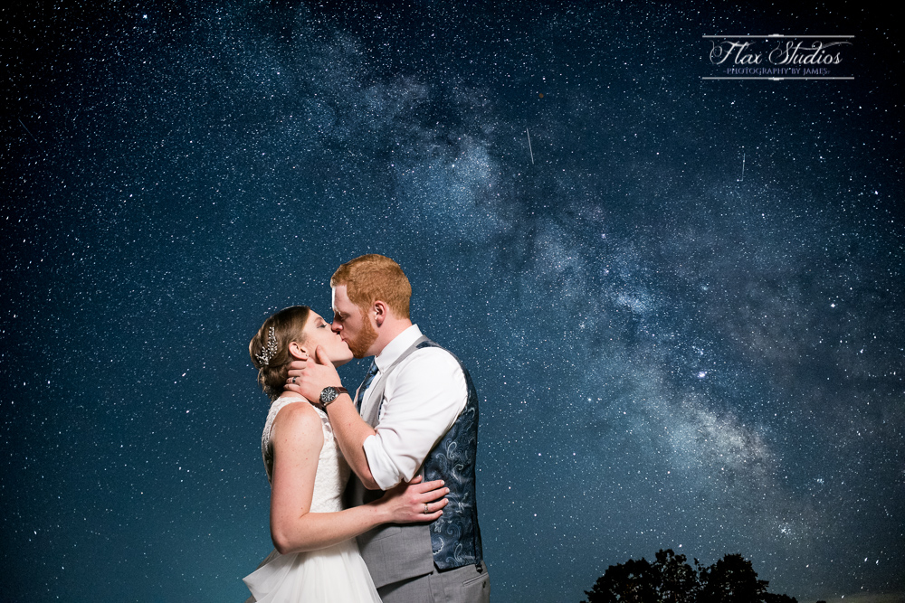 Maine Wedding Photographers Flax Studios Astrophotography
