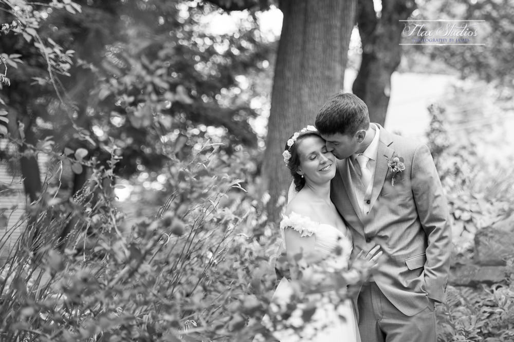 romantic black and white wedding photos flax studios