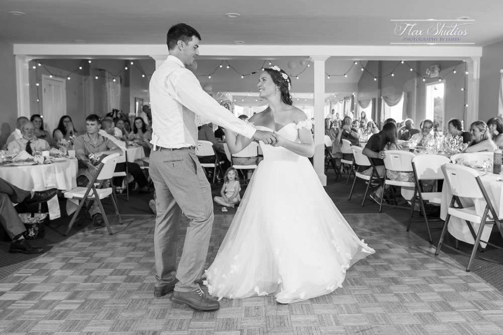 First dance The Bath Golf Club
