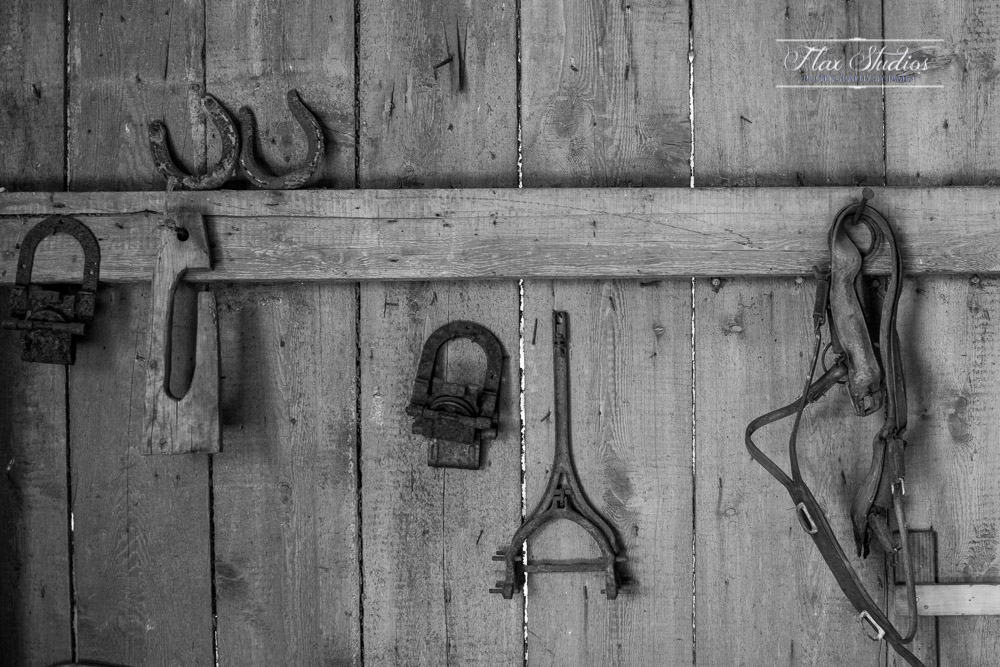 Old Maine Barn Tools