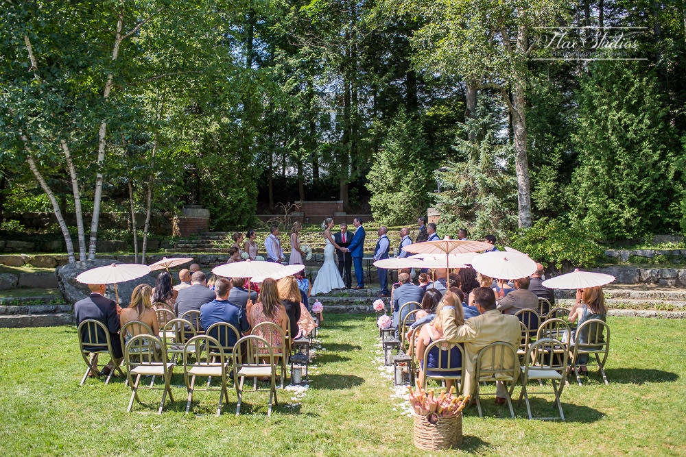 Camden Amphitheater Wedding Photos