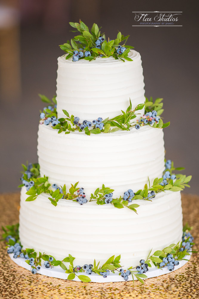 Maine Wedding Cake Designs