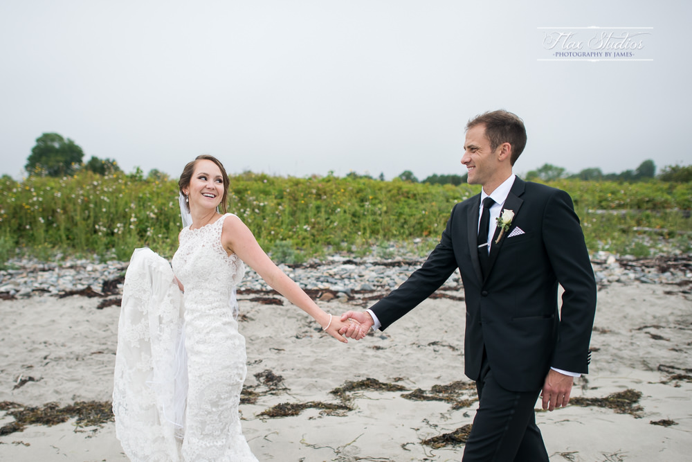 cute beach wedding photos flax studios
