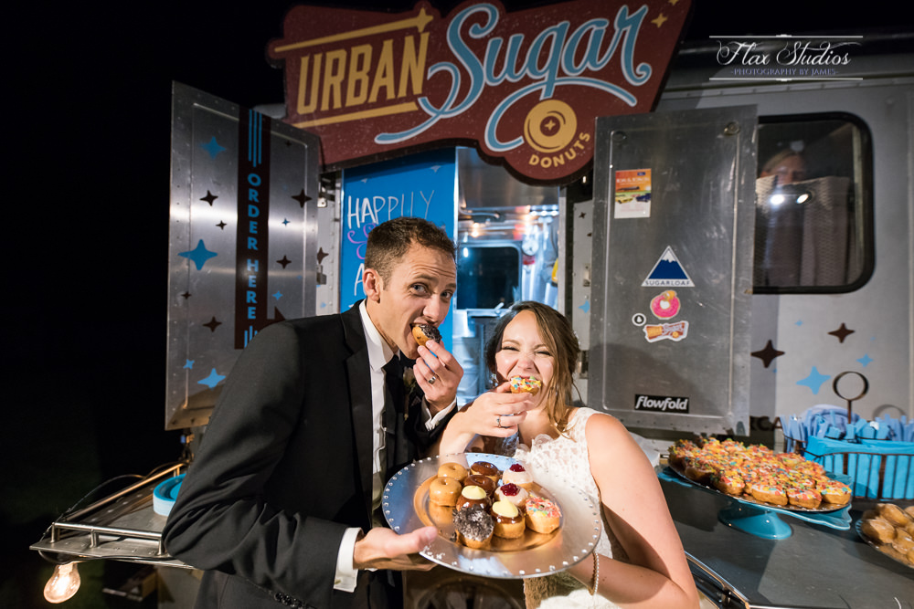 Urban Sugar Donuts Wedding Catering