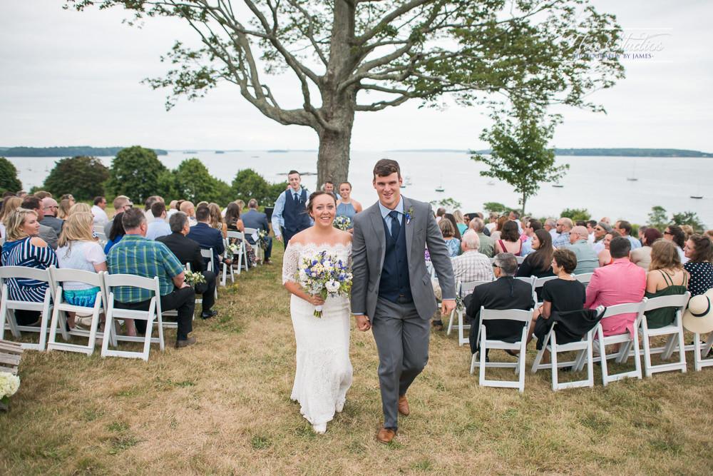 Eastern Promenade Wedding Portland