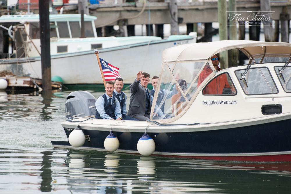 Portland Maine water taxi companies