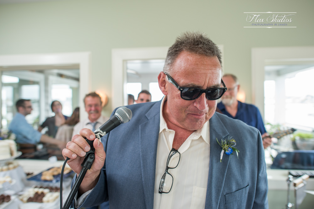 father of the bride wedding singer