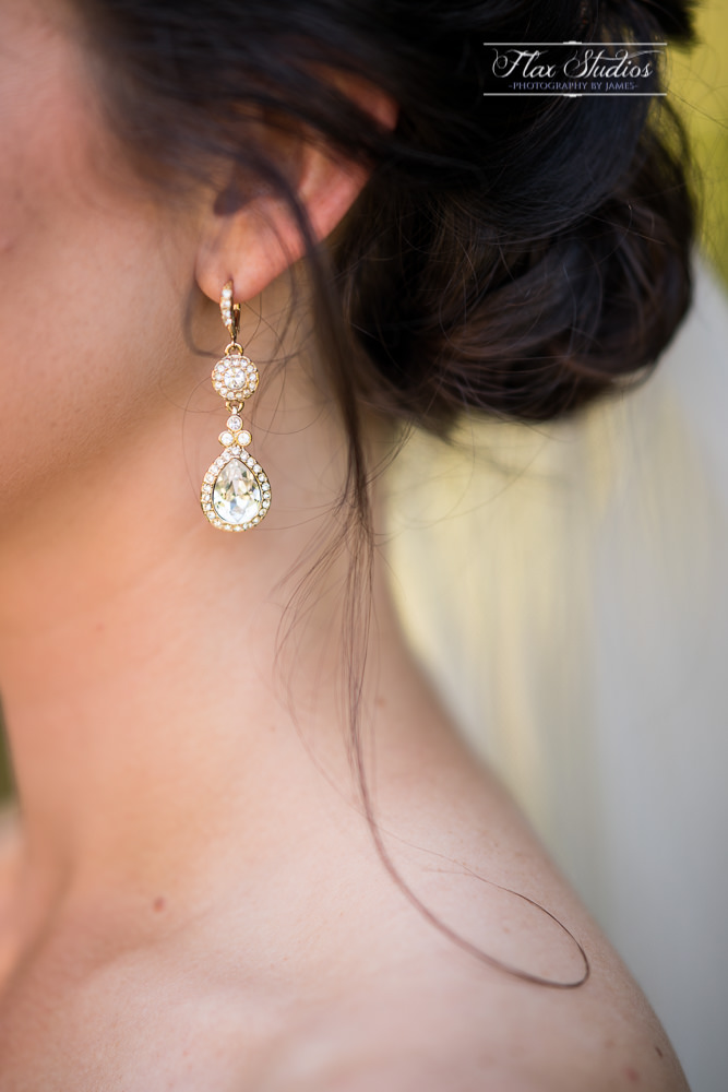 bridal earring ideas