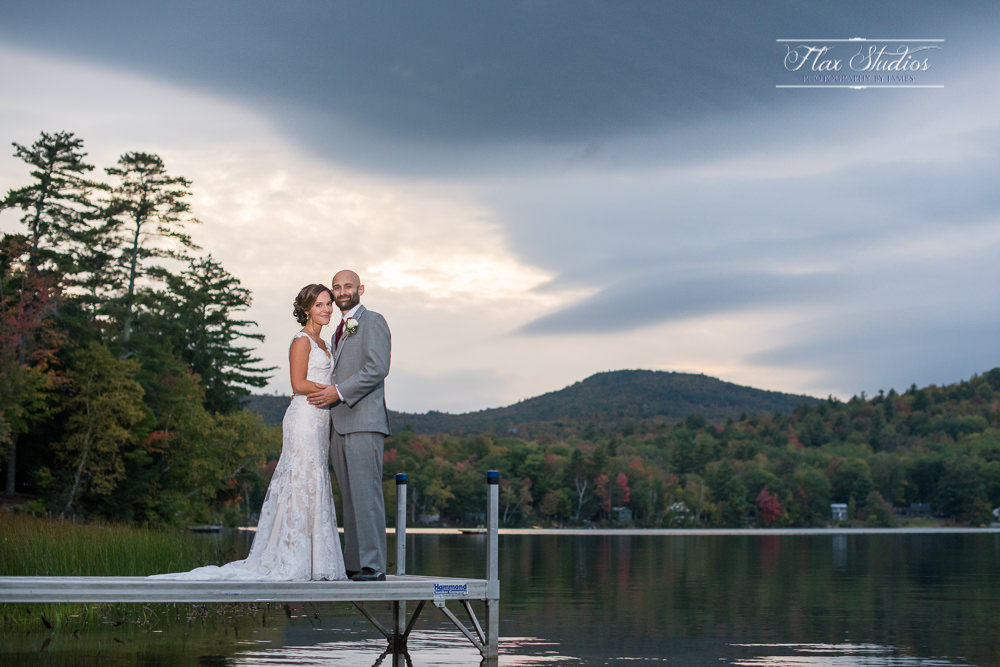 Worthley Pond Wedding