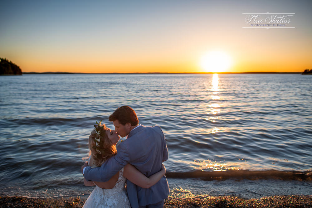 Castine Maine Wedding Photographers Flax Studios