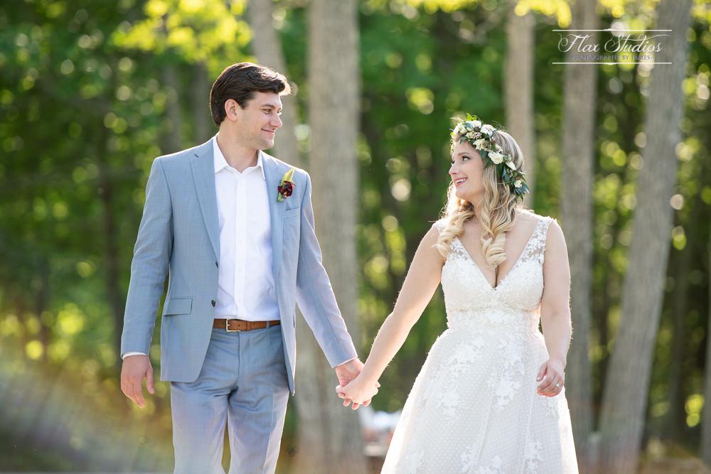 Natural Light Wedding Portraits