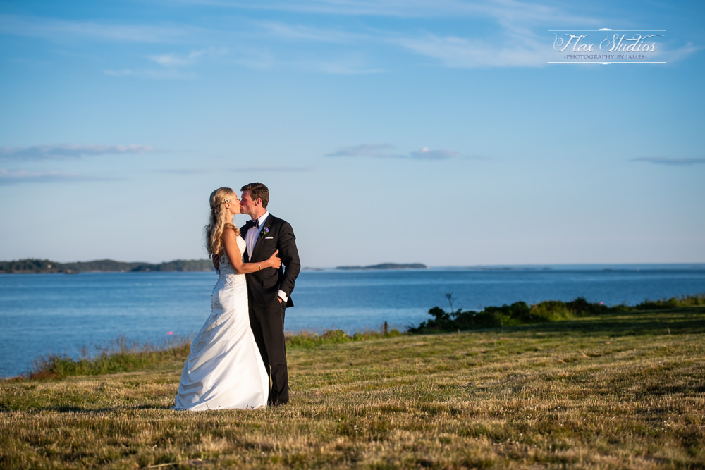 North Haven Maine Wedding Photographers Flax Studios