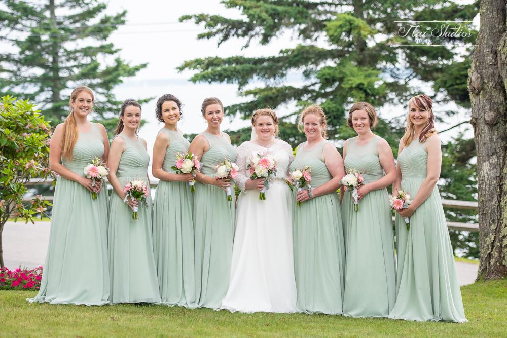 Bridesmaids photo SPI