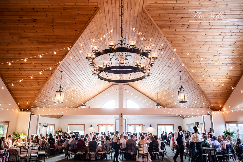 Pemaquid Ballroom at the Spruce Point Inn