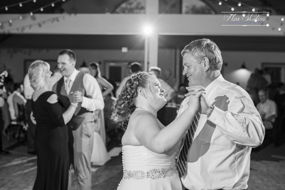 joint first dances at weddings