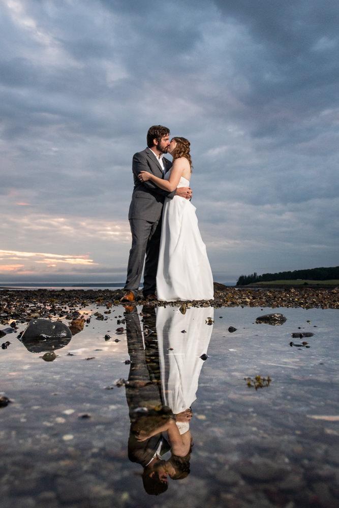 Castine Maine Weddings Flax Studios