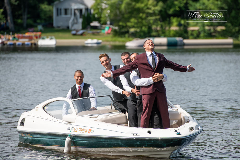 funny wedding photos maine
