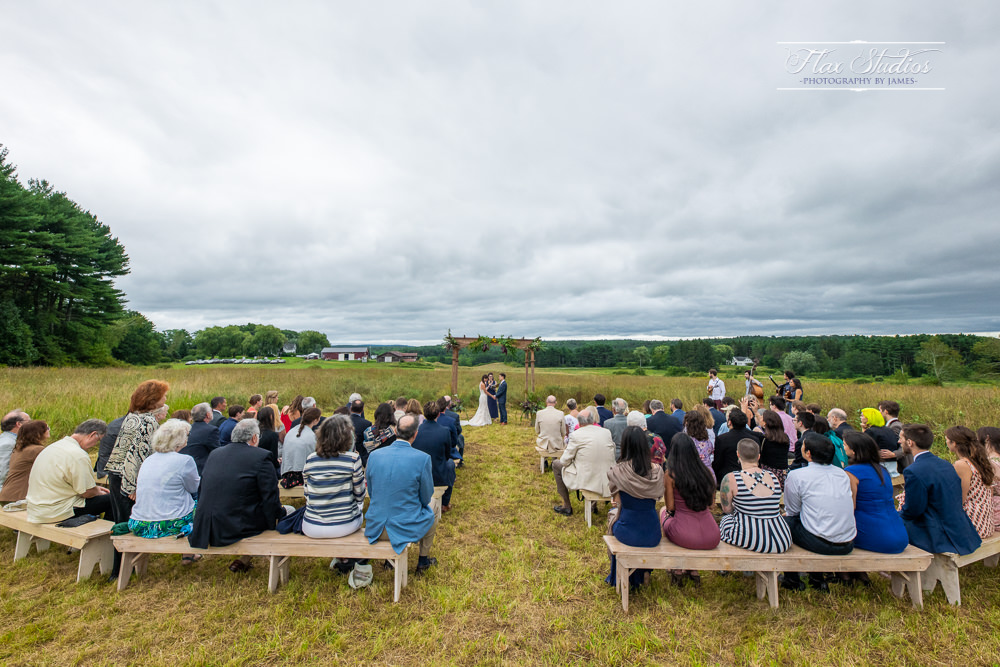 Harmony Hill Wedding Barn Ceremony Site