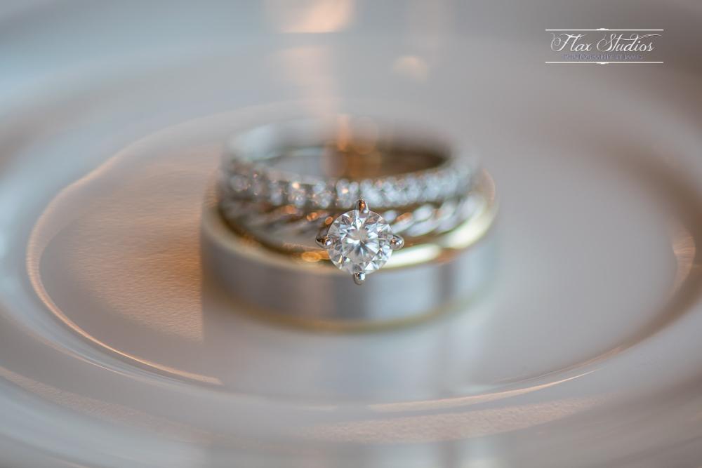 Wedding Ring close up photos