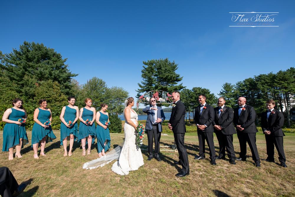 1774 Wedding Ceremony Site