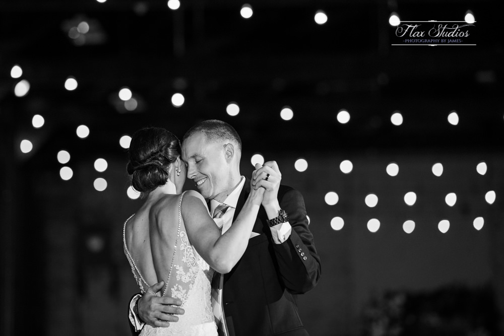 First Dance Brick South Wedding Reception