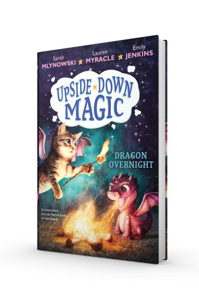 Dragon Overnight (Book #4)