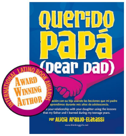 QUERIDO PAPÁ (DEAR DAD) NAMED FINALIST FOR INTERNATIONAL LATINO BOOK AWARDS FOR BEST PARENTING BOOK- The Fort Bend Herald and Texas Coaster May 5, 2015