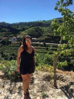 Peso de Regua Portugal Duoro Wine Country