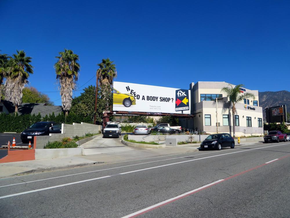 Fix Auto Billboard