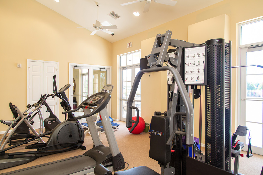 Stoney Brook Farm Club House Fitness Center