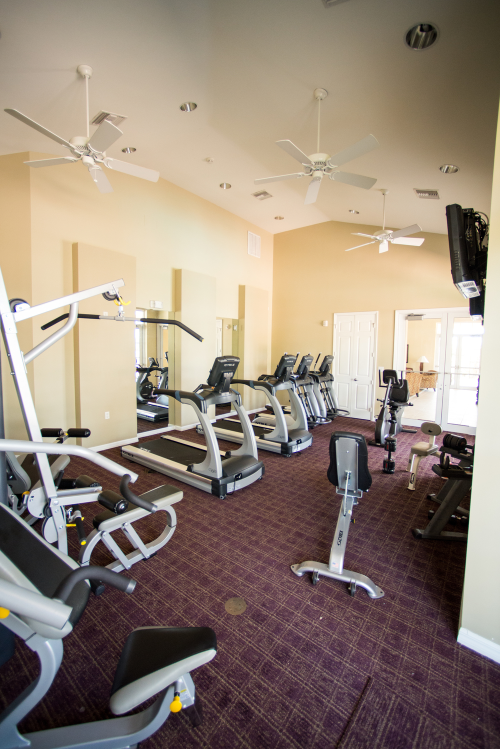 Stoney Brook Farm Community Fitness Center