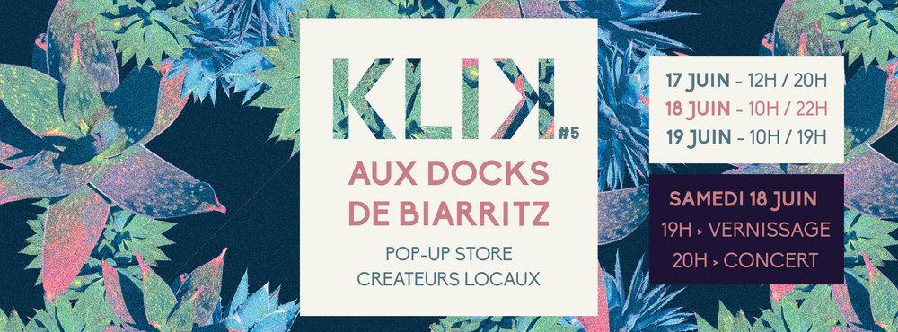 Venez nous voir aux Docks de Biarritz les 17-18-19 Juin 2016 Come and see us in Biarritz, France at Docks de Biarritz on June17-18-19 2016