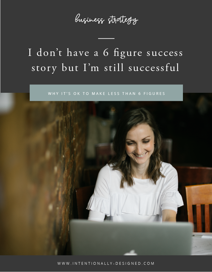 6 figure success