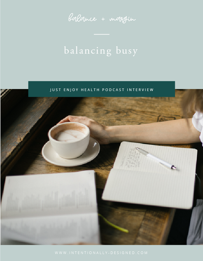 balancing busy