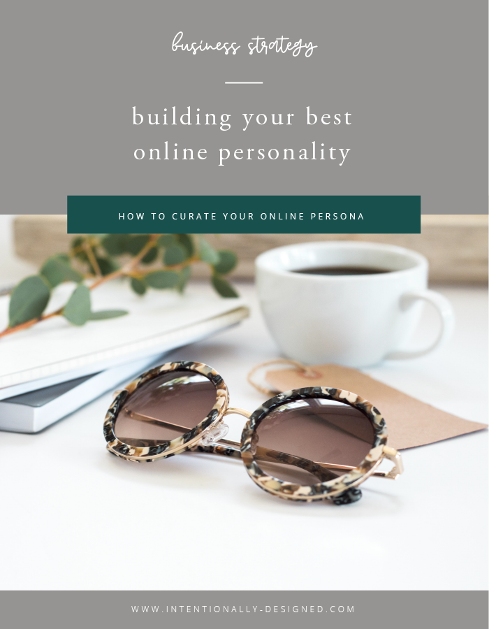 best online personality business strategy