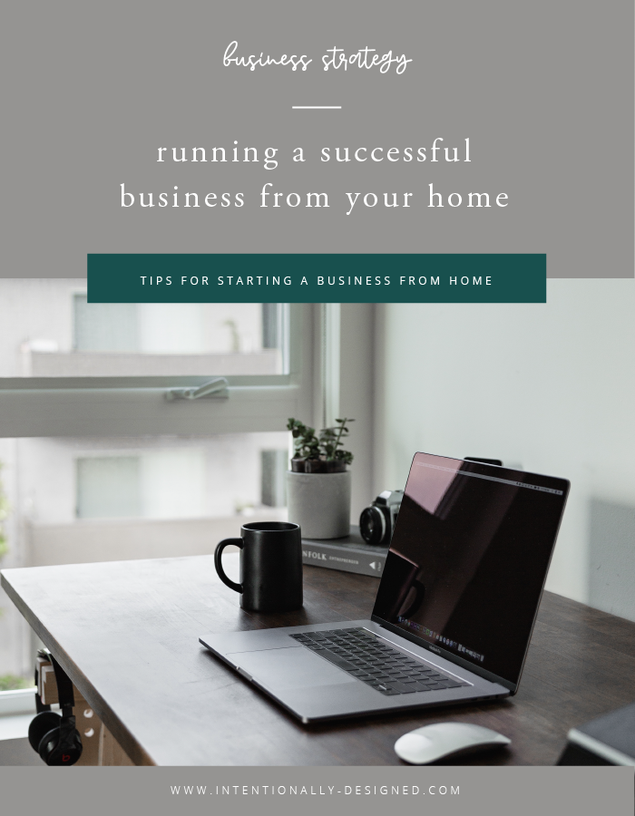 successful business from home
