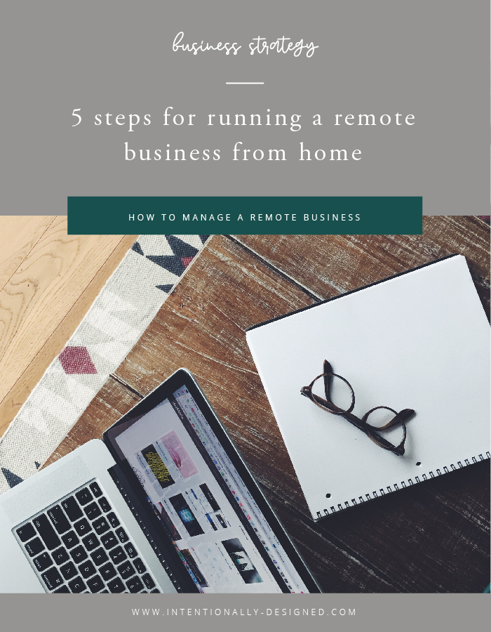 remote home business